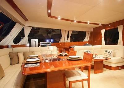 Catamaran Sabore  4