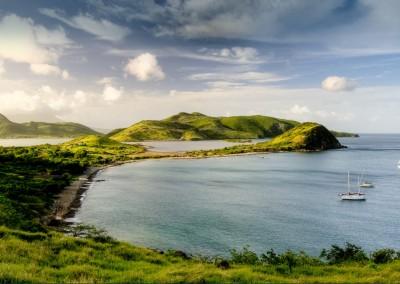 Antigua to St Kitts