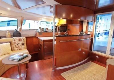 caribbean charter yacht pas de deux 10