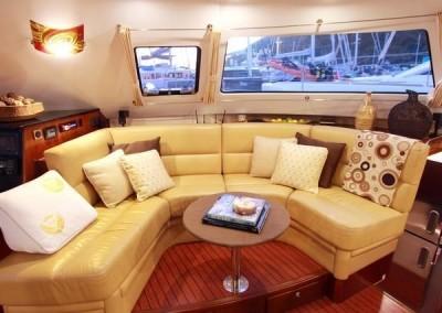 caribbean charter yacht pas de deux 8