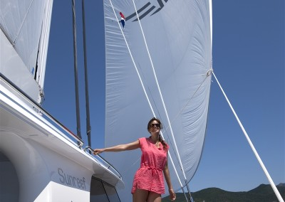 Catamaran Maverick 9