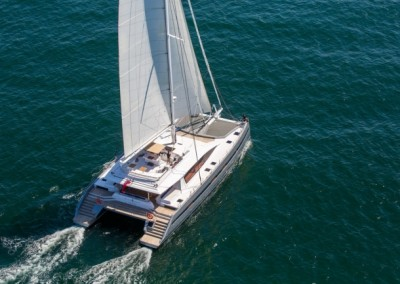 Catamaran Windquest 1