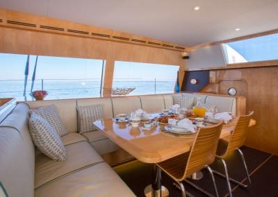 Catamaran Windquest 17