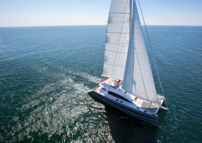 Catamaran Windquest 24