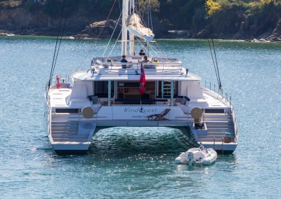 Catamaran Windquest 26