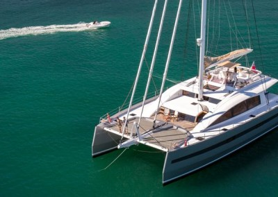Catamaran Windquest 3