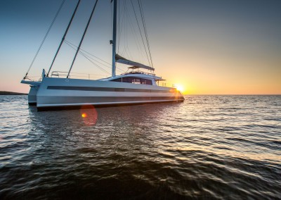 Catamaran Windquest 32