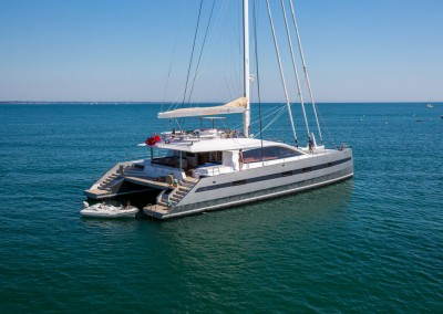 Catamaran Windquest 6