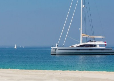 Catamaran Windquest 8