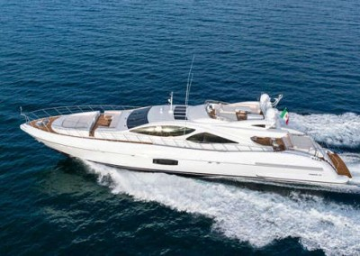 Crewed Yacht Charters in the Caribbean aboard Motor Yacht Le Reve 3