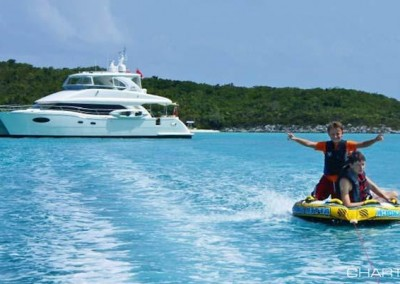 La Manguita - Luxury Yacht Charters in the Caribbean 1