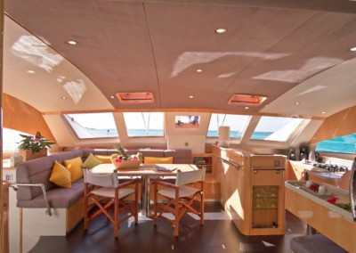 Luxury Yacht Charter in the Caribbean aboard Lady Dominique 7