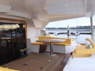 Luxury Yacht Charter in the Caribbean aboard Lady Dominique 9