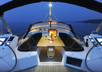 Luxury Yacht Charters aboard Tilly Mint 7