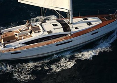 Luxury Yacht Charters in the Caribbean aboart Sailing Yacht Zuma