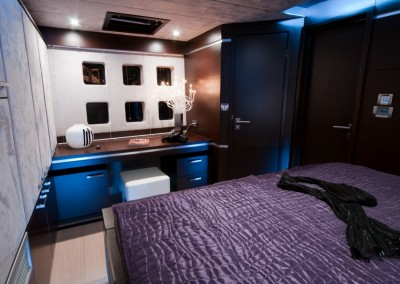 Luxury Yacht Sea Bass Available for charter in the Caribbean 10