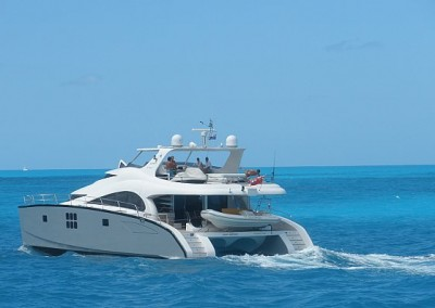 Luxury Yacht Sea Bass Available for charter in the Caribbean 13
