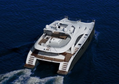 Luxury Yacht Sea Bass Available for charter in the Caribbean 15