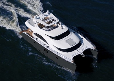 Luxury Yacht Sea Bass Available for charter in the Caribbean 17
