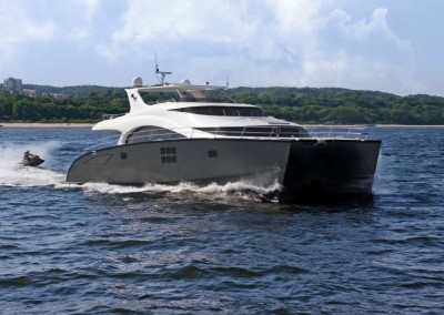 Luxury Yacht Sea Bass Available for charter in the Caribbean 2