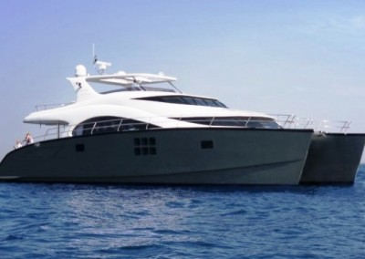 Luxury Yacht Sea Bass Available for charter in the Caribbean 21