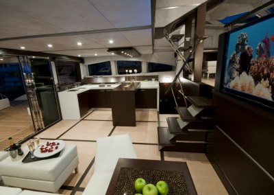 Luxury Yacht Sea Bass Available for charter in the Caribbean 9