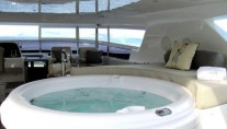 Moto Yacht GO is available for charter in the Caribbean 13