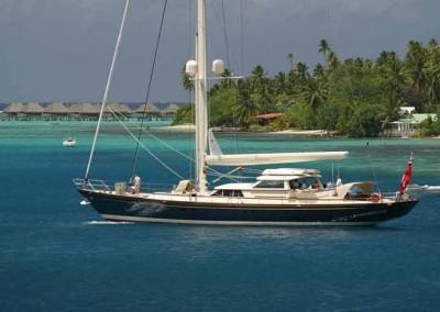 Unforgettable Luxury Yacht Charters aboard SY Marae 10