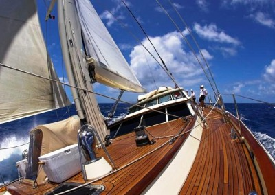 Unforgettable Luxury Yacht Charters aboard SY Marae 12