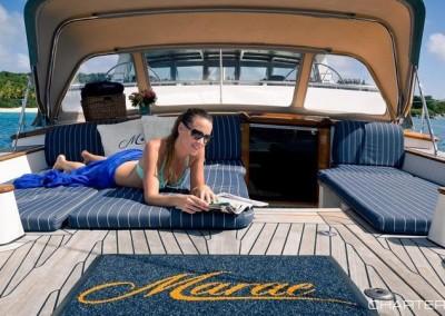 Unforgettable Luxury Yacht Charters aboard SY Marae 18