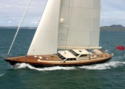 Unforgettable Luxury Yacht Charters aboard SY Marae 3