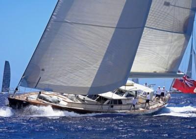 Unforgettable Luxury Yacht Charters aboard SY Marae 4