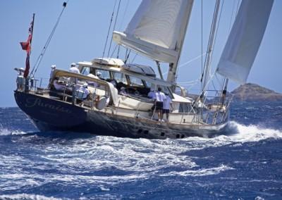Unforgettable Luxury Yacht Charters aboard SY Marae 5