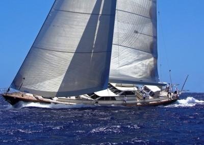 Unforgettable Luxury Yacht Charters aboard SY Marae 6