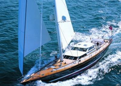 Unforgettable Luxury Yacht Charters aboard SY Marae 7