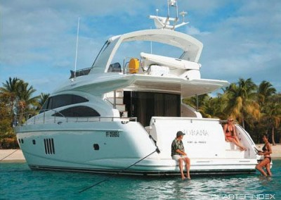 luxury yacht charter aboard motor yacht sorana 15