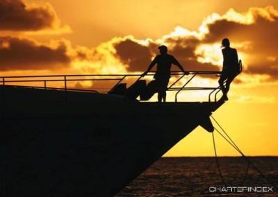 luxury yacht charter aboard motor yacht sorana 17
