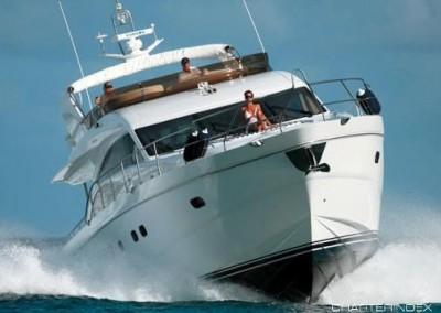 luxury yacht charter aboard motor yacht sorana 2
