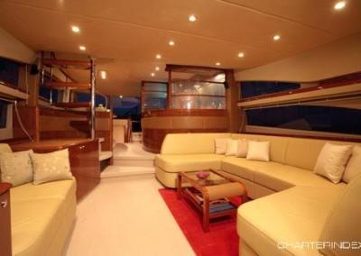 luxury yacht charter aboard motor yacht sorana 6