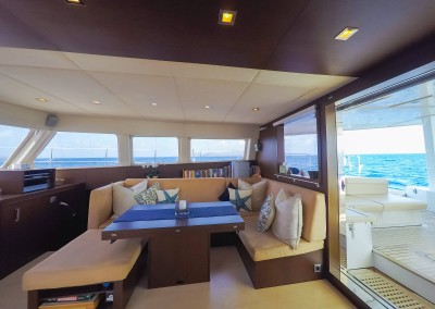 Catamaran Miss Kirsty - Available for Charter in the Caribbean 8.