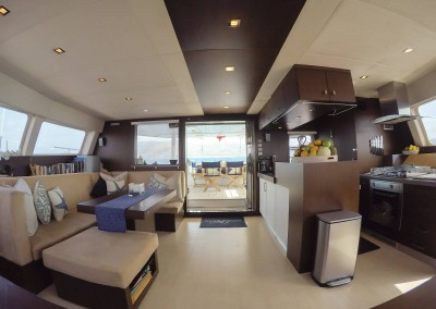 Catamaran Miss Kirsty - Available for Charter in the Caribbean 9.