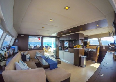 Catamaran Miss Kirsty - Available for Charter in the Caribbean 24.
