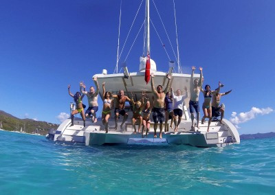 Catamaran Miss Kirsty - Available for Charter in the Caribbean 29