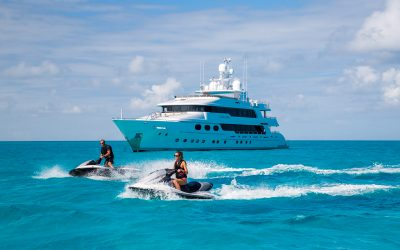How to Charter A Crewed Yacht in the BVI