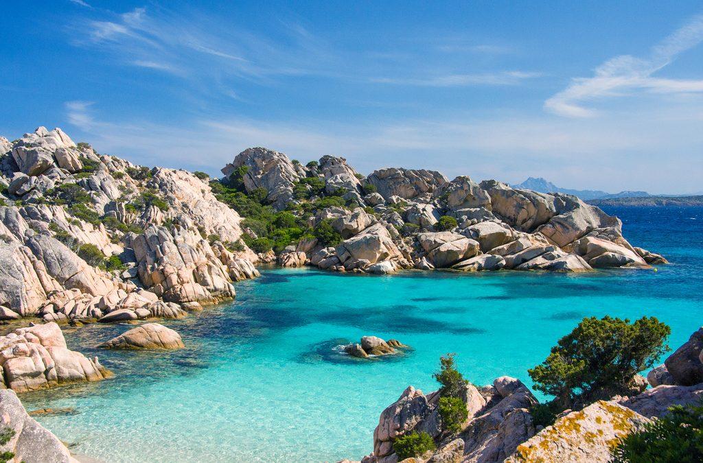 6 Night Itinerary Cruising Sardinia