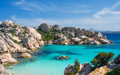 6 Night Itinerary Cruising Sardinia