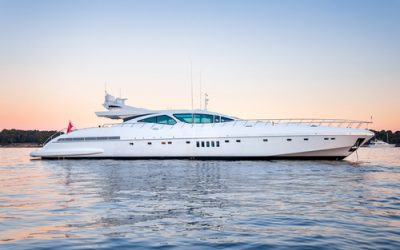 October Special on M/Y Daloli