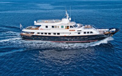 Summer Special On Luxury Yacht Happy Day