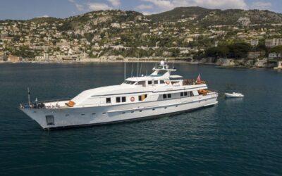 Discount on Luxury Yacht Fiorente