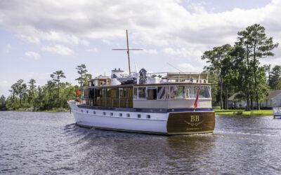 Trumpy motor yacht, BB – Special rates